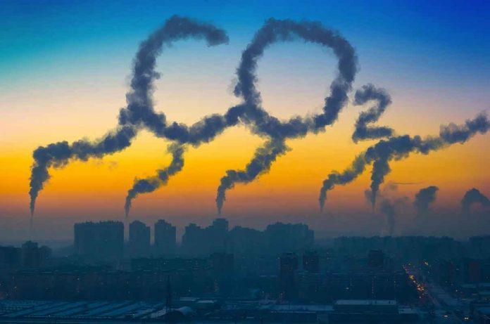 PANDEMIC LOCK-DOWN LEADS TO RECORD CO2 EMISSION CUTS