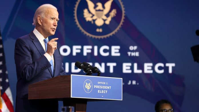 MEANWHILE IN AMERICA; THE ELECTORAL COLLEGE CONFIRMS JOE BIDEN AS THE NEXT US PRESIDENT