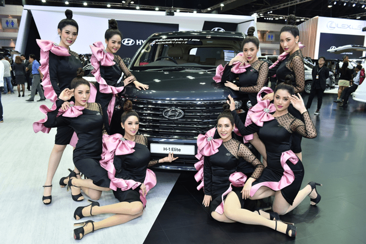 2020 THAILAND MOTOR EXPO UNDERWAY