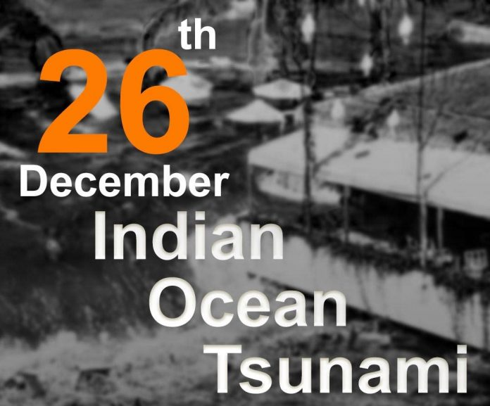 ON THIS DAY, THE INDIAN OCEAN TSUNAMI