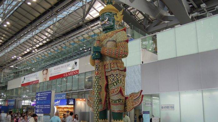 PLANNING FOR THE RETURN OF TOURISM WITH AN EXPANDED SUVANABHUMI AIRPORT AND AN ARRIVAL TAX