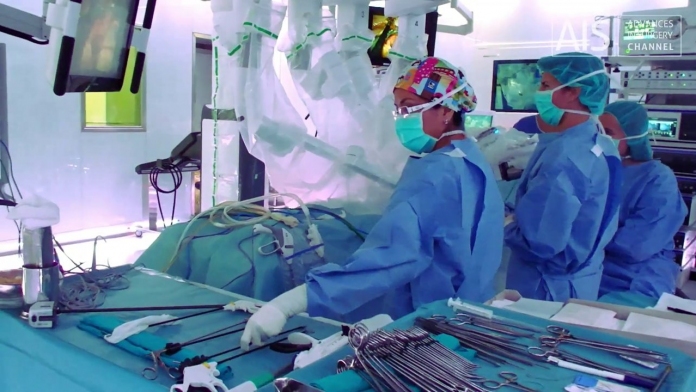 ADVANCES IN ROBOTIC SURGERY REACHING THAILAND'S HOSPITALS