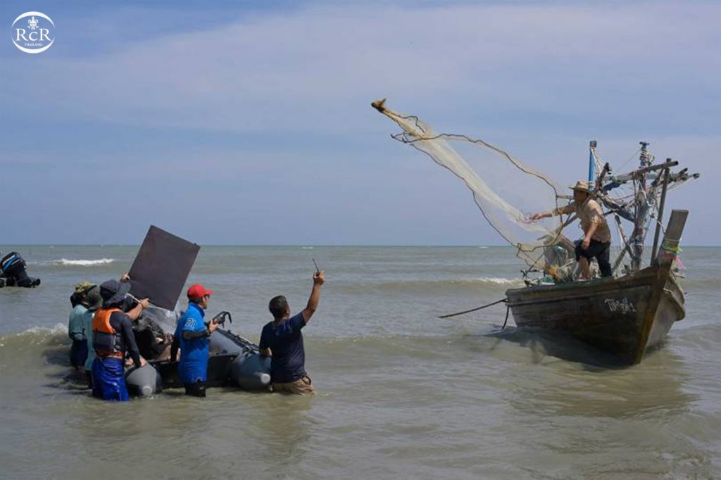 The Serpent - Fishing Scene - Royal Coast Review