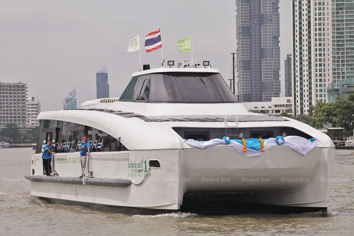 POWERING UP THAILAND'S ELECTRIC TRANSPORT FUTURE