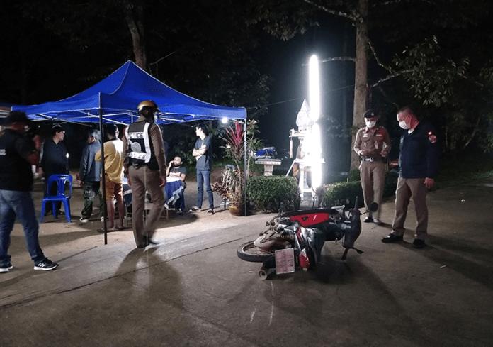 FATAL SHOOTING AT FUNERAL IN NAKON SI THAMMARAT