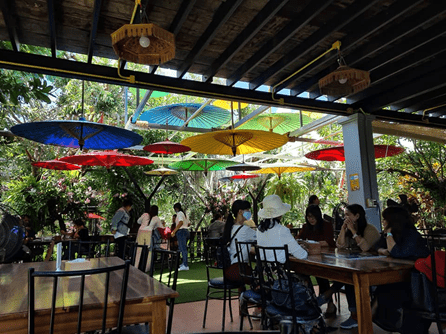 THE BEST NORTHERN THAILAND EXPERIENCE AT RUEANNAMPHUNG HUA HIN