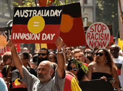 AUSTRALIA DAY TUESDAY JANUARY 26th - ''FOR WE ARE ONE AND FREE''