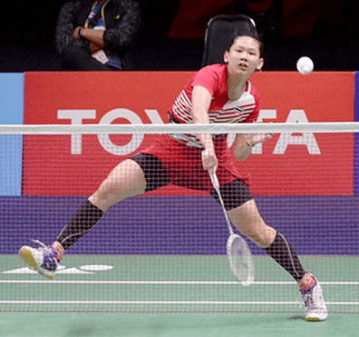 THIS WEEK'S WORLD BADMINTON TOUR FINALS; THAILAND PLAYERS EARN FOUR PLACES IN BANGKOK.