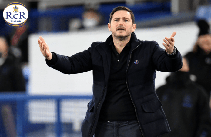 CHELSEA SACK HEAD COACH LAMPARD AFTER 18 MONTHS IN CHARGE