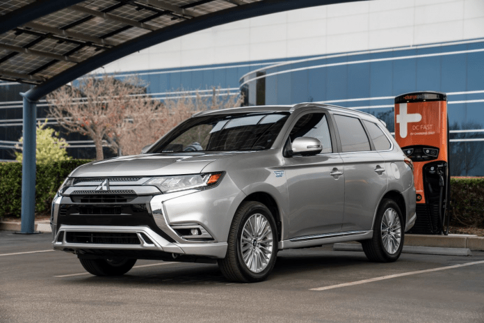 MITSUBISHI'S FIRST PLUG-IN HYBRID ELECTRIC VEHICLE IN THAILAND