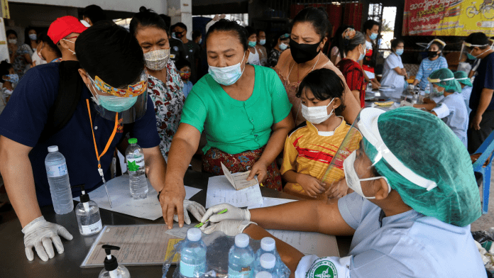 SAMUT SAKHON REMAINS THE EPICENTRE OF COVID-19 INFECTIONS