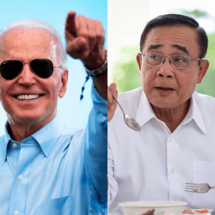 RESETTING THAILAND'S RELATIONSHIP WITH THE US