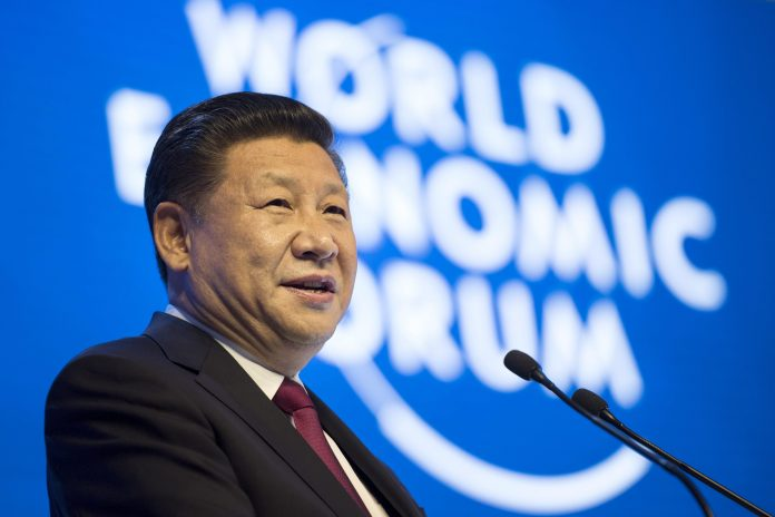 CHINA CALLS FOR AN OPEN WORLD ECONOMY