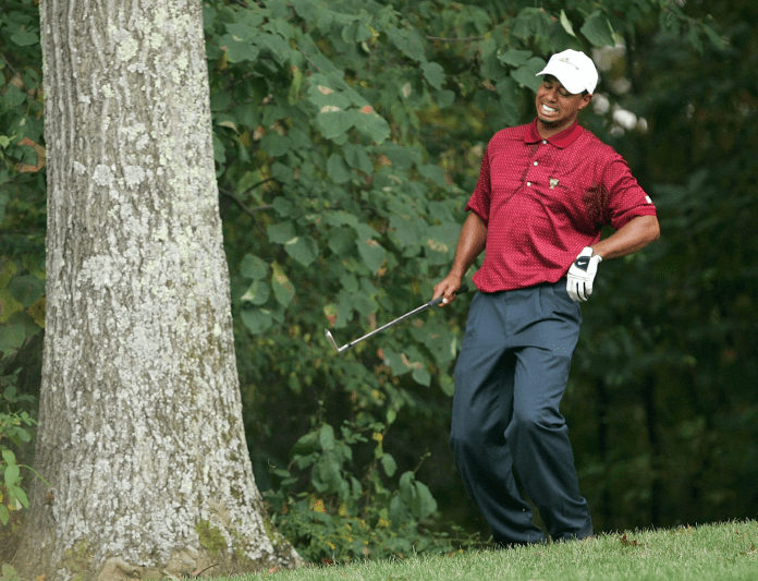 """MORE BACK SURGERY FOR TIGER WOODS BUT """"HE'LL BE JUST FINE"""""""