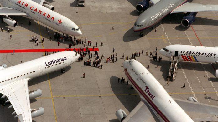 THE WORST TRAFIC DECLINE IN AVIATION HISTORY - IATA