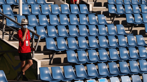 AUSTRALIAN OPEN TO CONTINUE IN LOCKDOWN WITHOUT CROWDS