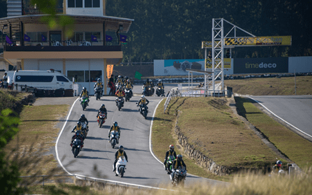 SATISFYING THE 'NEED FOR SPEED' IN SAFETY; TRACK TIME AT THE KAENG KRACHAN CIRCUIT