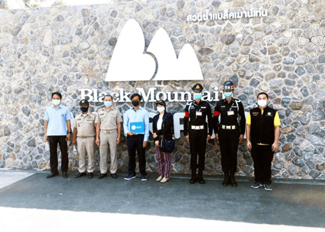 TOP FIELD OF PRO GOLFERS AT BLACK MOUNTAIN FOR THE THAI MIXED GOLF TOURNAMENT