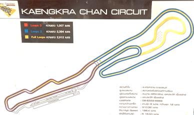 80,000 KILOMETRES OF 'TRACK TIME' AND COUNTING, AT KAENG KRACHAN CIRCUIT