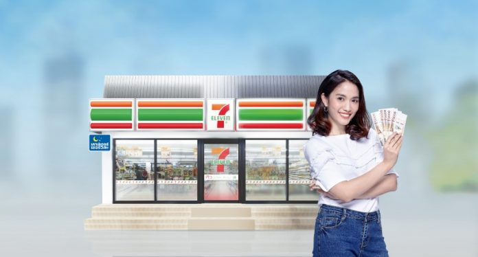 CASH WITHDRAWALS FOR BANGKOK BANK CUSTOMERS AT 7-ELEVEN NATIONWIDE