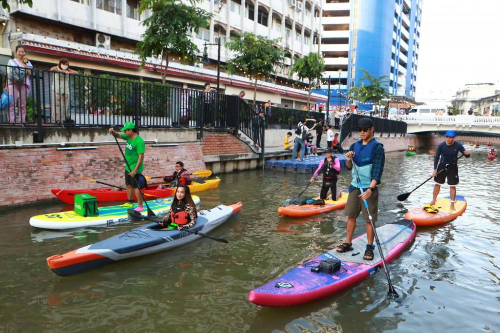 ASIAN TOWNSCAPE AWARD FOR BANGKOK'S LANDMARK CANAL ATTRACTION
