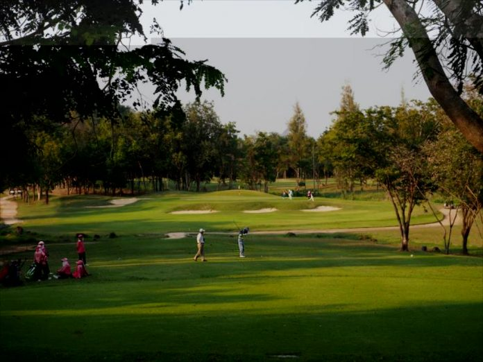 THAILAND'S FIRST GOLF QUARANTINE VISITORS 'ON COURSE'