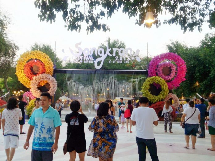 SONGKRAN CELEBRATIONS UNDER CONSIDERATION