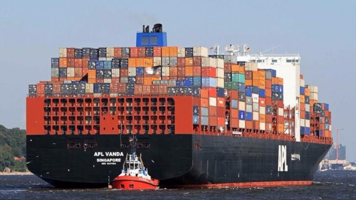 WORLDWIDE CONTAINER SHORTAGES LEAD TO INCREASED FREIGHT CHARGES