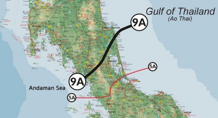 DECISIONS ABOUT KRA ISTHMUS LAND BRIDGE PORT LOCATIONS COMING SOON