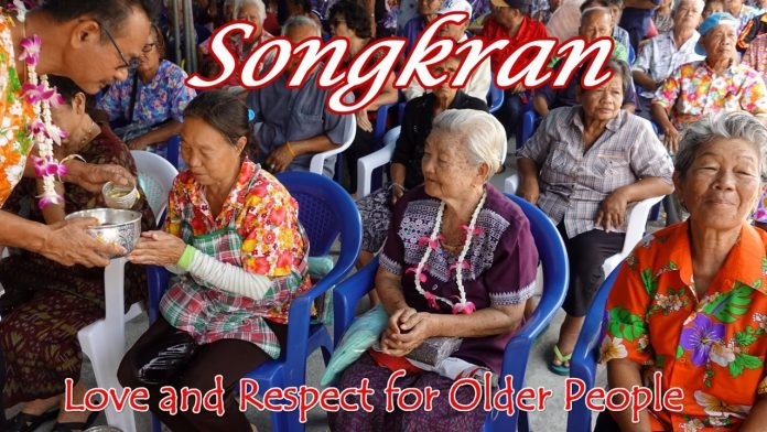SONGKRAN POLL SHOWS TRADITIONAL FAMILY ACTIVITIES PREFERRED