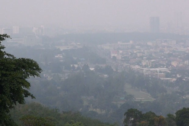 HUGE THAILAND PREMATURE DEATH RATES FROM AIR POLLUTION