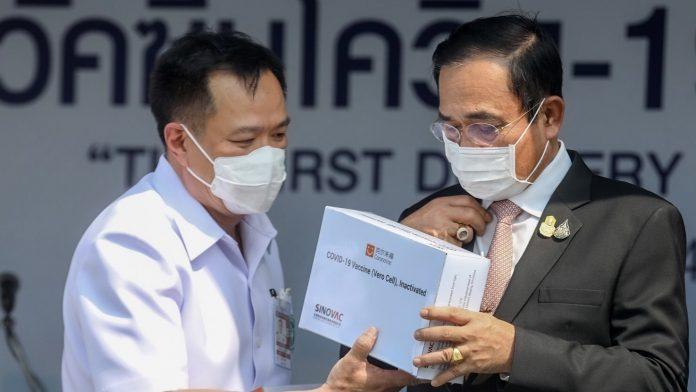 THAILAND'S PM ACCUSED OF MISMANAGEMENT AS CORONAVIRUS CASES SOAR