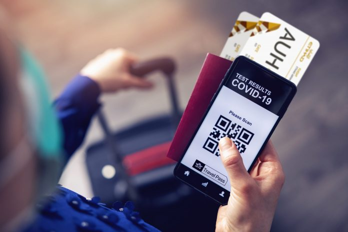 SINGAPORE APPROVES COVID-19 DIGITAL TRAVEL PASS