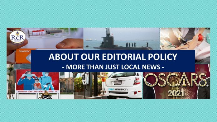 ABOUT THE ROYAL COAST REVIEW CONTENT – MORE THAN JUST 'LOCAL NEWS'