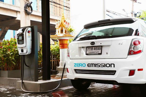 THAILAND TARGETS ELECTRIC-ONLY VEHICLE SALES BY 2035