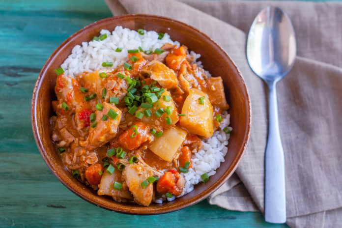THAILAND'S MASSAMAN CURRY IS No. 1 AGAIN; BUT PLEASE DON'T COMPARE IT WITH POPCORN AND DONUTS!