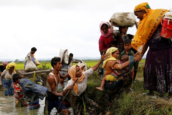UN CALLS FOR NEIGHBORING COUNTRIES TO PROTECT MYANMAR REFUGEES