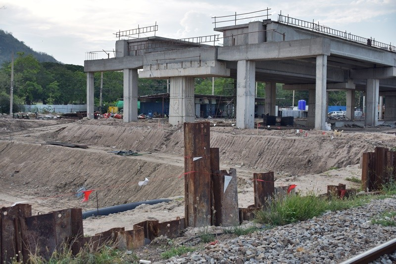 ABOUT THE DOUBLE TRACK RAILWAY PROJECT – IT'S NOT HIGH SPEED, BUT IT'S NOT SLOW!