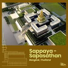 BANGKOK: WORLD'S BIGGEST PARLIAMENT COMPLEX READY TO OPEN