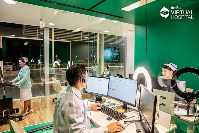 HEALTHCARE IN THAILAND; AN UPDATE FROM THE SAMITIVEJ HOSPITAL