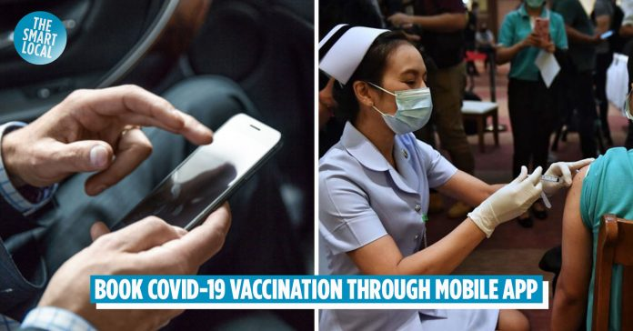 VACCINATION REGISTRATION DRAMAS AS APP OVERWHELMED AND FOREIGNERS STYMIED