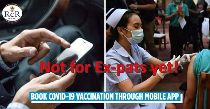 """EX-PATS TOLD THEY MUST WAIT FOR VACCINATIONS – THAI PEOPLE """"ALWAYS HAVE PRIORITY"""""""