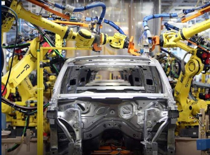 THAILAND'S MANUFACTURING PRODUCTION ON A HIGH