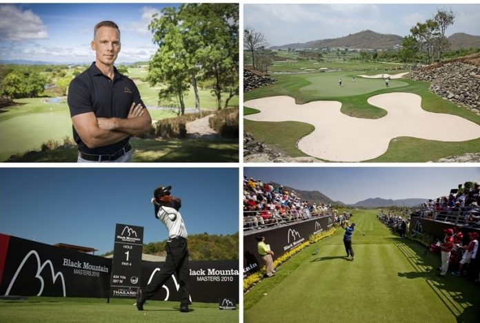 AN INTERVIEW WITH BLACK MOUNTAIN GOLF COURSE GM
