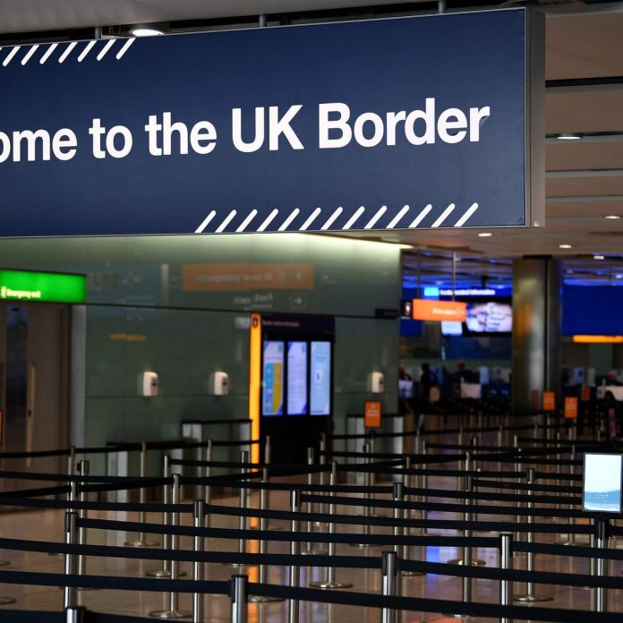 BRITISH TRAVELLERS DON'T LIKE HOME QUARANTINE; REQUIRED AFTER RETURNING FROM THAILAND