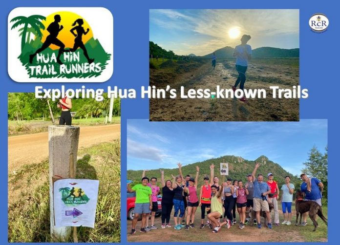 BLAZING A TRAIL WITH THE HUA HIN TRAIL RUNNERS
