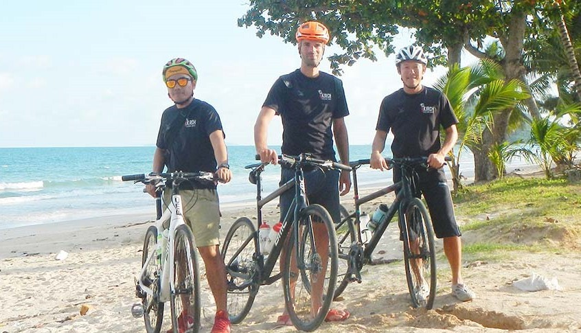 COULD THE ROYAL COAST BE THAILAND'S BEST CYCLING DESTINATION?